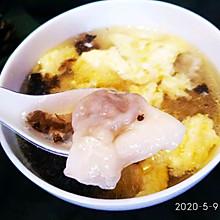 清真早餐——菱角汤