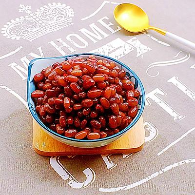 蜜红豆~~夏日甜品必备