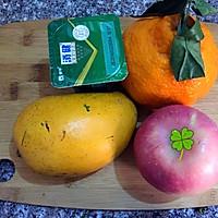 酸奶水果沙拉的做法图解1