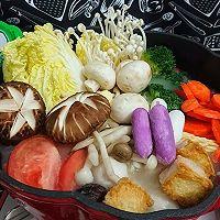 猪骨浓汤变身泡菜芝士火锅蜜桃爱