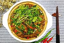 菌汤肥牛锅的做法