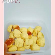 米粉蛋黄饼干宝宝辅食