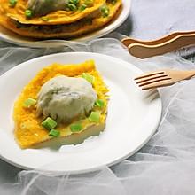 #父亲节,给老爸做道菜#黄金蛋香包