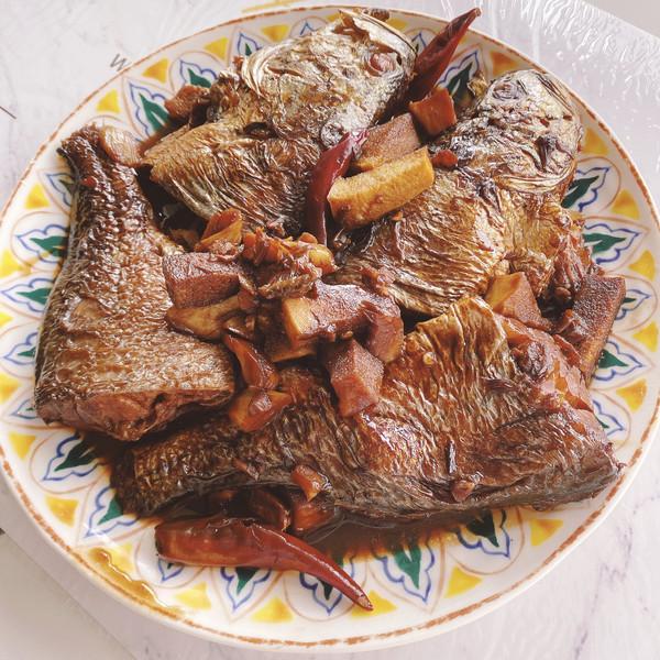 简单快手下饭红烧黄花鱼的做法