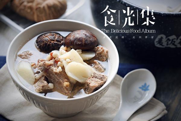 淮山薏米牛肉汤(炖)#胆·敢不同,美的原生态AH煲#的做法