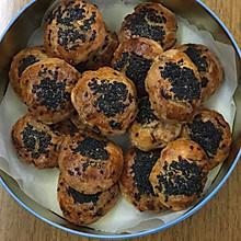 杏仁葡萄干小饼干