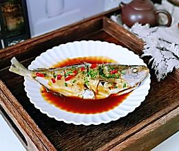 红烧雪花鲳鱼#母亲节,给妈妈做道菜#的做法