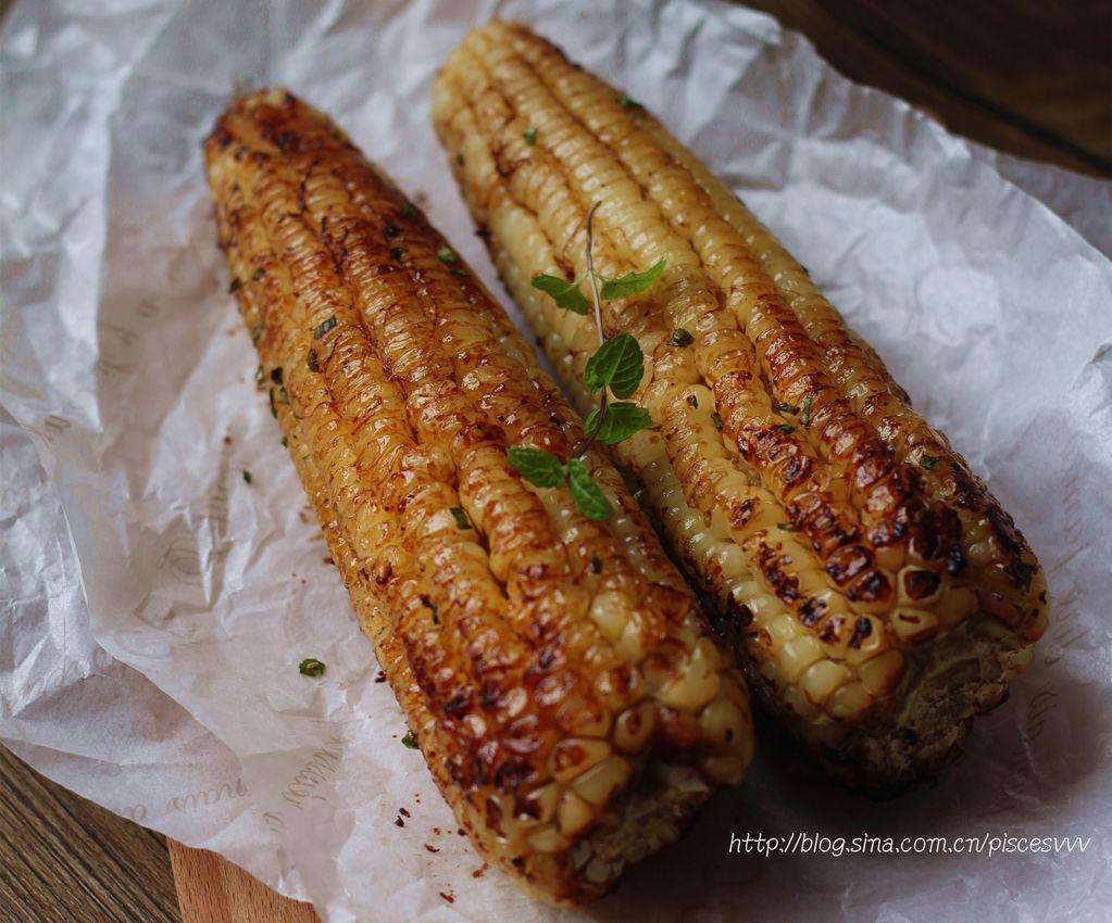空气炸锅试用~风味烤玉米~#九阳烘焙剧场#