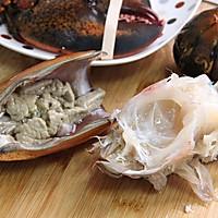 ·龙虾粥·鲜美养生粥 附详细的大龙虾分解方法的做法图解5