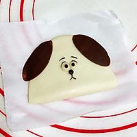 卡通小狗馒头夹的做法图解10