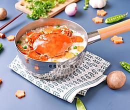 青蟹鲜虾粥的做法