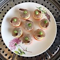 一口鲜豆腐蒸虾#方太一代蒸传#的做法图解5