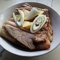 干豆角扣肉的做法图解6