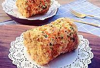 肉松蛋糕卷~超详细#我的烘焙不将就#的做法