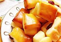 宝宝零食系列~蔓越莓炼乳面包的做法