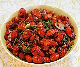 #憋在家里吃什么#麻辣小龙虾的做法