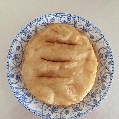 自制健康炸油饼