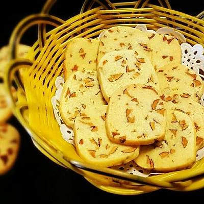 香浓红枣黄油曲奇饼干