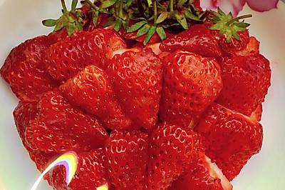 世界上最大的草莓