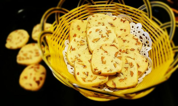 香浓红枣黄油曲奇饼干的做法