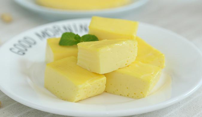 鸡蛋豆浆糕 宝宝辅食微课堂