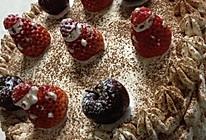 戚风生日蛋糕(8寸)的做法