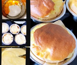#少盐饮食 轻松生活#原浆椰香蛋糕的做法