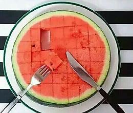 西瓜(最新吃法)的做法