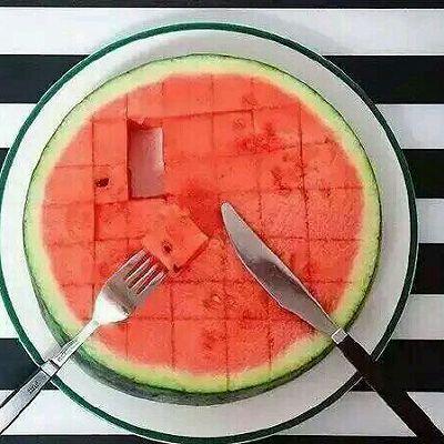 西瓜(最新吃法)