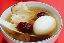 当归鸡蛋红糖水——女人养颜补血汤的做法