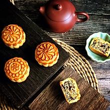 #晒出你的团圆大餐#广式五仁月饼
