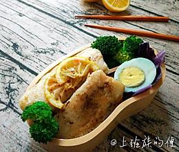 香煎龙利鱼便当,最好做的鱼肉!的做法
