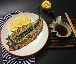 【海贼王料理】日式蒲烧香烤秋刀鱼#每一道菜都是一台时光机#的做法