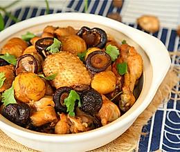 栗子黄焖鸡#厨此之外,锦享美味#的做法