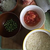【日式蛋包饭】一个日本妹子教的配方的做法图解1