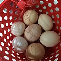 甜蛋花汤的做法图解1