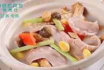 【博仕吃鸡法】白果猪肚鸡做法的做法