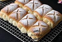 牛奶面包卷的做法
