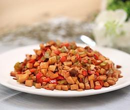 彩鲜蒜蓉杏鲍菇-迷迭香的做法