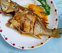 黄金鱼的做法