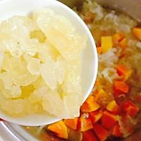 港式美人甜品--木瓜银耳百合羹的做法图解11