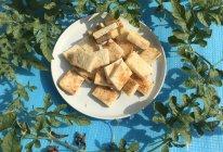 香煎面包的做法