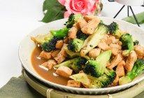 极妙厨房丨不怎么好吃的鸡胸肉炒西兰花的做法