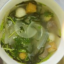 萝卜海带汤
