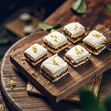 桂花糕是秋天最好的礼物了吧,唇齿留香香甜软糯