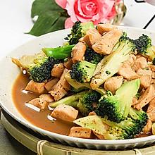 极妙厨房丨不怎么好吃的鸡胸肉炒西兰花
