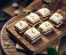 桂花糕是秋天最好的礼物了吧,唇齿留香香甜软糯的做法