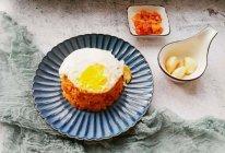 #爱乐甜夏日轻脂甜蜜#韩式辣白菜炒饭的做法