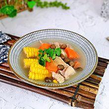 山药豆排骨玉米汤&营养补钙 好喝不腻
