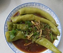 辣椒塞肉的做法